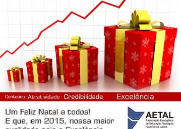 Natal 2014 AETAL